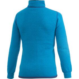 Woolpower 400 Full Zip Jacket Barn dolphin blue